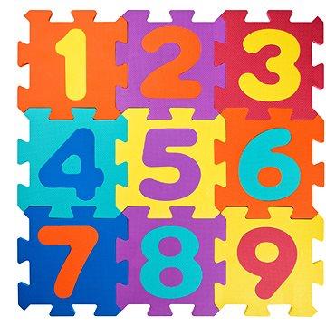 Plastica Pěnové Puzzle Čísla - Pěnové puzzle