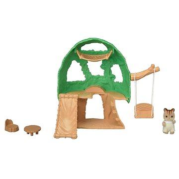 Sylvanian Families Školkový prolézací strom - Doplňky k figurkám