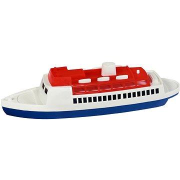Loď/Člun - Parník oceánský - Loď