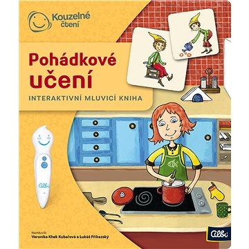Kouzelné čtení - Pohádkové učení - Kniha pro děti
