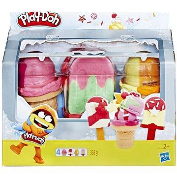 Play-Doh Modelína jako zmrzlina v chladničce   - Modelovací hmota