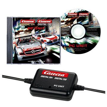 Carrera DIGITAL 132/124 - 30349 PC unit - Příslušenství pro autodráhu
