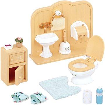 Sylvanian Families Toaleta a příslušenství set - Doplňky k figurkám