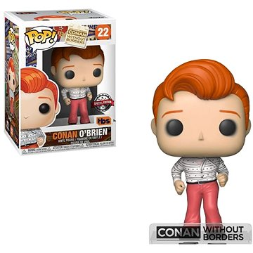 Funko POP TV: K-Pop Conan - Figurka