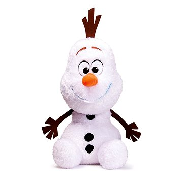 Olaf třpytivý - Plyšák