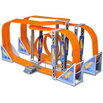 Hot Wheels Anti Gravity 1300 cm s adaptérem - Autodráha