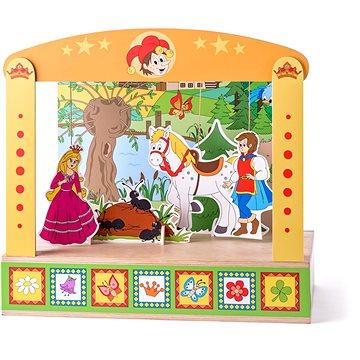 Woody Loutkové divadlo - Dřevěná hračka