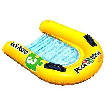 Intex Deska nafukovací plovací Pool School - Matrace