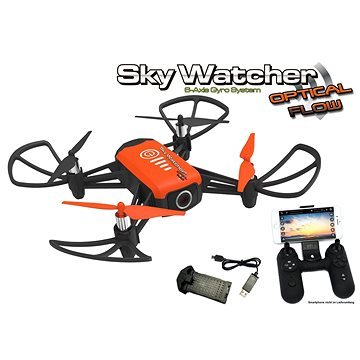 Dfmodels SkyWatcher Optical Flow FPV RTF - Dron