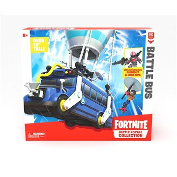 Fortnite: Autobus - Figurky