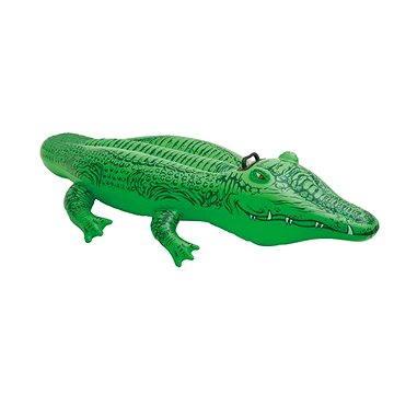 Intex Vodní vozidlo krokodýl - Nafukovací atrakce