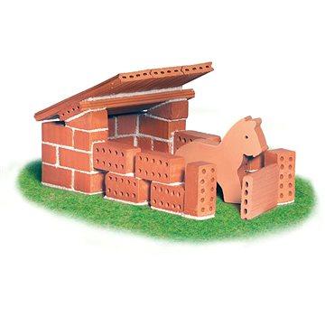Teifoc - Domek Horses - Stavebnice