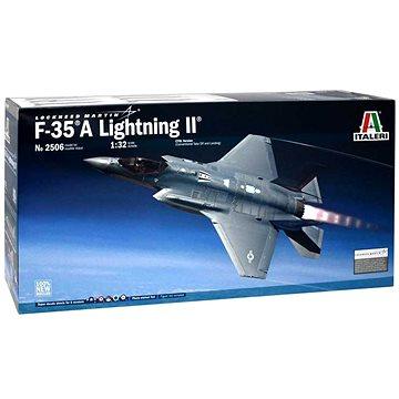 Model Kit letadlo 2506 - F-35A Lightning Ii - Model letadla