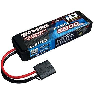 Traxxas LiPol Car 25C 5800mAh 2S1P 7.4V iD - Příslušenství pro RC modely