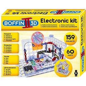 Boffin II 3D - Elektronická stavebnice