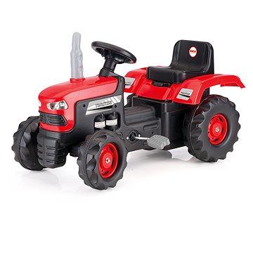 Dolu Velký šlapací traktor - Šlapací traktor
