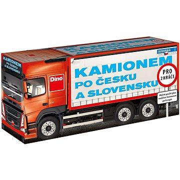 Kamionem po Česku a Slovensku - Rodinná hra