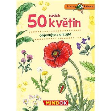 Expedice příroda: 50 našich květin - Společenská hra