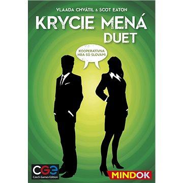 Krycie mená: Duet - Společenská hra