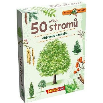 Expedice příroda: 50 stromů - Společenská hra