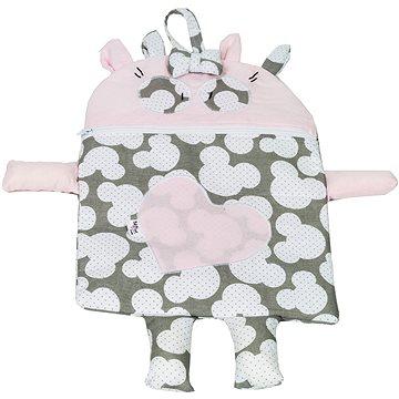BabyTýpka Pyžamožrout Mickey pink - Dekorace do dětského pokoje
