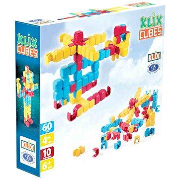 Didaktické kostky Klix - 60 ks - Stavebnice
