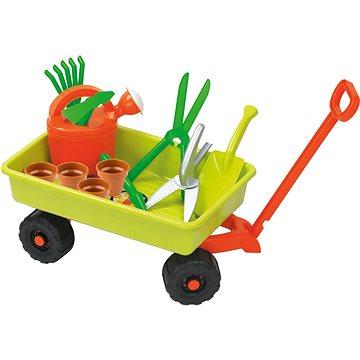 Androni Zahradní vozík s doplňky - délka 52 cm - Vozík