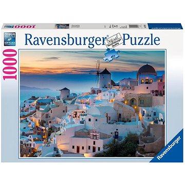 Ravensburger 196111 Santorini 1000 dílků - Puzzle