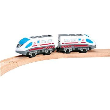 Bino Rychlostní vlak na baterie  - Vláček