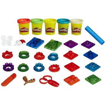 Play-Doh Adventní kalendář - Kreativní sada