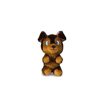 Mini Tickles pejsek černý - Zvířátko