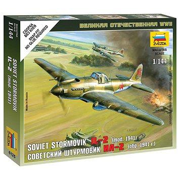 Wargames (WWII) letadlo 6125 - Ilyushin IL-2 Stormovik - Model letadla