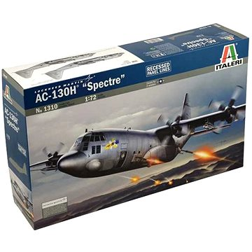 "Model Kit letadlo 1310 - Ac-130H ""Spectre"" - Model letadla"