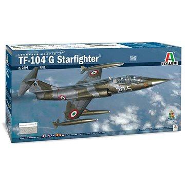 Model Kit letadlo 2509 - Tf-104 G Starfighter - Model letadla