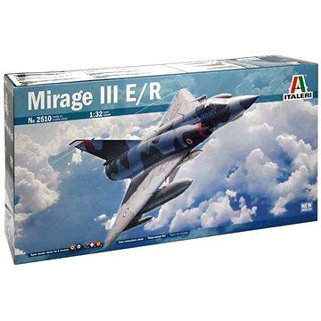 Model Kit letadlo 2510 - Mirage Iii E/R - Model letadla