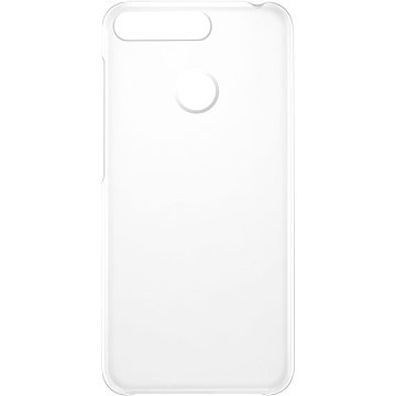 Huawei Original Protective Pouzdro Transparent pro Y6 Prime 2018 - Kryt na mobil