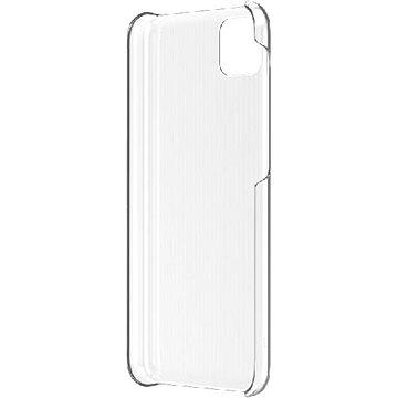 Huawei Original PC Protective Pouzdro Transparent pro Y5P - Kryt na mobil