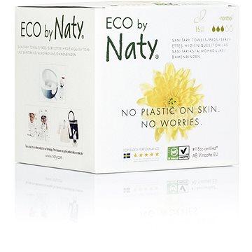 NATY ECO vložky 15 ks - normal - Eko menstruační vložky