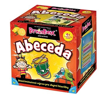 Brainbox - abeceda - Vědomostní hra