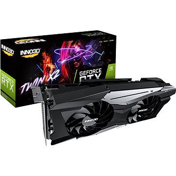 Inno3D GeForce RTX 3070 Twin X2 OC - Grafická karta