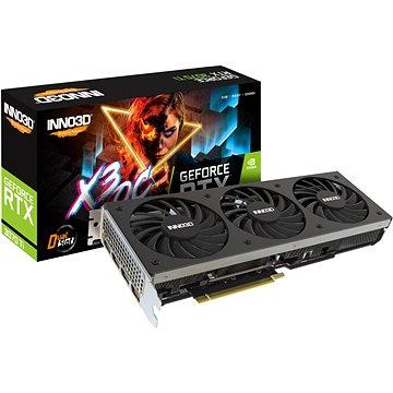 Inno3D GeForce RTX 3070 Ti X3 OC - Grafická karta