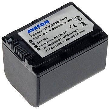 Avacom za Sony NP-FV70 Li-ion 6.8V 1960mAh 13.3Wh verze 2011 - Nabíjecí baterie