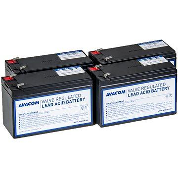 Avacom bateriový kit pro renovaci RBC59 (4ks baterií) - Baterie pro notebook