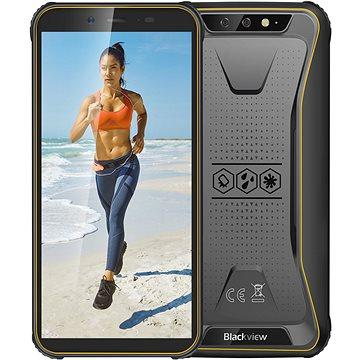 Blackview GBV5500 Plus žlutá - Mobilní telefon