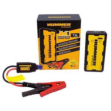 Hummer H1 - Startovací zdroj