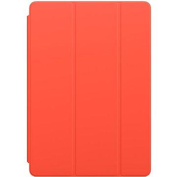 Apple Smart Cover iPad 2021 svítivě oranžový - Pouzdro na tablet