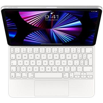 "Apple Magic Keyboard iPad Pro 11"" 2021 bílá - SK - Klávesnice"