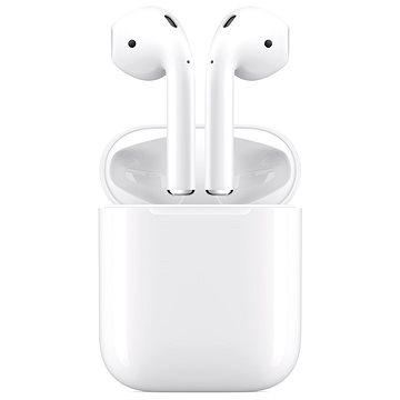 Apple AirPods 2019 s bezdrátovým nabíjecím pouzdrem - Bezdrátová sluchátka