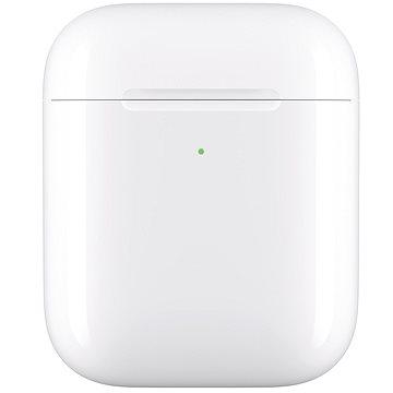 Apple bezdrátové nabíjecí pouzdro na AirPods 2019 - Příslušenství pro sluchátka