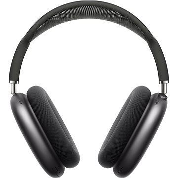 Apple AirPods Max Vesmírně šedá - Bezdrátová sluchátka